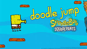 doodle jump ios bob esponja doodle jump gameplay ios android