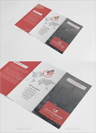 Tri Fold Program Tri Fold Brochure Template U2013 44 Free Word Pdf Psd Eps