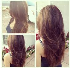 v cut layered hair gallery long v cut layered hairstyles black hairstle picture