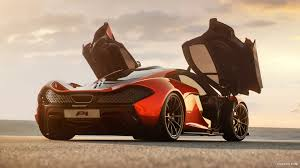 mclaren p1 wallpaper 2014 mclaren p1 doors up rear hd wallpaper 15