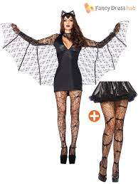 ladies halloween tights leg avenue ladies halloween moonlight bat vampire fancy dress