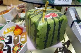 27 000 Melons Japan U0027s Luxury Fruit Obsession Cnn Travel