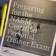 passing the nasm certified personal training exam erin u0027s inside job