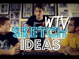 sketch ideas youtube