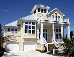 classic coastal house plan 13128fl beach florida shingle