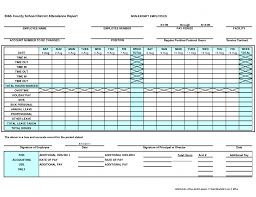 Employee Payroll Sheet Template Attendance Form Templates Template For Executive Summary Invoice