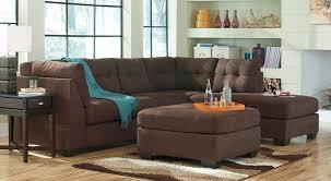 Sofa Sleeper With Chaise Arthur 2 Piece Sectional U0026 Ottoman Set U2013 Jennifer Furniture