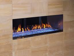 Gas And Electric Fireplaces by Outdoor Fireplaces Wood Electric And Gas Heatilator
