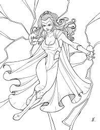 polaris by jamiefayx coloring heros villians comics games