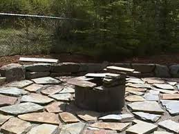 Dry Laid Flagstone Patio How To Lay A Flagstone Patio Part 2of2 Mp4 Youtube