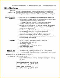 qualifications summary for resume flight attendant job description for resume free resume example flight attendant resume flight attendant resume sample samples resume objectives for flight attendant
