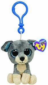 amazon ty beanie boos scraps clip dog toys u0026 games