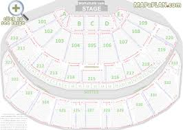 Leeds Arena Floor Plan | leeds first direct arena detailed seat numbers seating plan