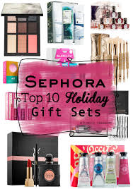 my top ten sephora gift sets 2016 meet the barre