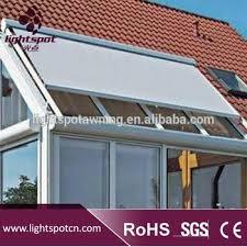 Glass Pergola Roof by Folding Sun Shade Canopy Pergola Roof Awning System Aluminum
