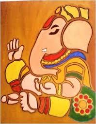 paintings ganesha sketch u0026 water color paintings indusladies
