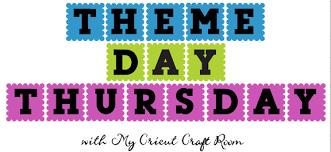 Cricut Craft Room - my imagitivity my cricut craft room theme day thursday