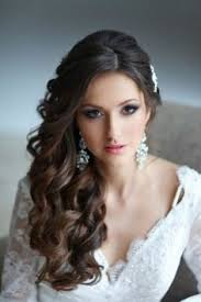 how to do side hairstyles for wedding best curly wedding hairstyles for brides side swept side swept