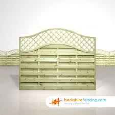 arched trellis fence panel omega fencing collection on ebayomega