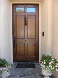 Solid Oak Exterior Doors Traditional Exterior Front Doors Exterior Doors Ideas