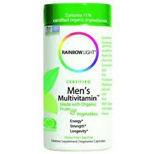 Rainbow Light Vitamins Tablet Men Rainbow Light Vitamins U0026 Minerals Ebay