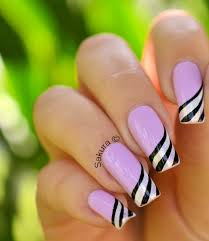 quick easy nail designs rainbow sbbb info