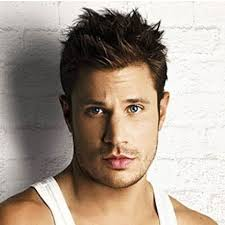 spiked looks for medium hair 24 best for the gents images on pinterest man s hairstyle hombre