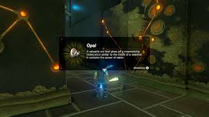 Mesmerizing Lighting Settings Zelda Breath Of The Wild Guide Trial Of Thunder Shrine Quest