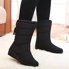 womens black boots sale boots winter boots fringe warm ankle