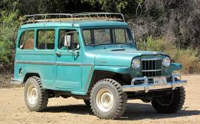old military jeep truck off road time warp 1962 jeep willys underground concept