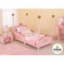 Kidkraft Swivel Vanity Kidkraft Princess Toddler Bedroom Collection Walmart Com