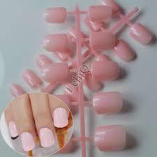 online get cheap pink fake nails aliexpress com alibaba group