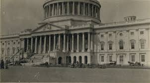 random but interesting u s capitol historical society in 1914 while on a motorcycle trip to washington d c lee roy stoner of kingwood pennsylvania took the above photograph of the united states capitol