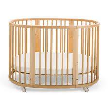 Used Round Crib For Sale by Amazon Com Stokke Sleepi Crib Natural Baby