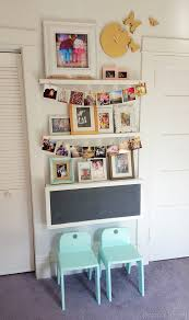 Diy Wall Desk Wall Mounted Desk Or Murphy Desk