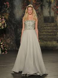Dove Gray Wedding Dress The Effortlessly Chic Bride U2013 Top Jenny Packham Dresses