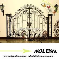 wrought iron gate fencing trellis u0026 gates type wrought iron