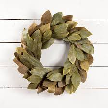 magnolia leaf wreath diy farmhouse magnolia wreath unoriginal