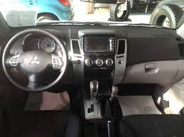 mitsubishi pajero interior 2011 mitsubishi pajero sport wallpapers diesel automatic for sale
