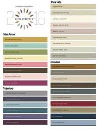 pottery barn spring summer 2016 paint color palette 2016