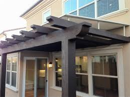 Wooden Awning Kits Trellis Covers Awnings Classic Home Improvement Products