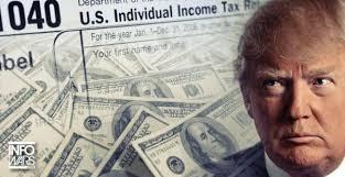 trump tax reform donald trump tax reform will cost me a fortune believe me