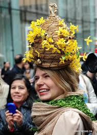 easter bonnets easter bonnet show parade isle of the arts festival