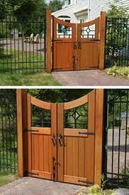 Gate For Backyard Fence Another Side Gate Idea U2026 Pinteres U2026