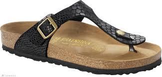 birkenstock women u0027s gizeh sandals toe post adjustable strap ebay