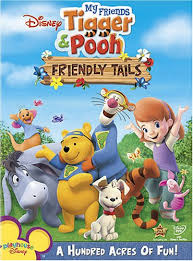 amazon friends tigger u0026 pooh friendly tails friends