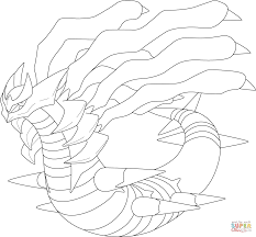 giratina coloring pages pokemon coloring ghost pokemon coloring