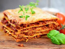 jeux de cuisine lasagne trois recettes de lasagnes biba