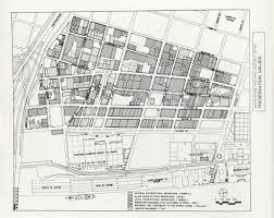 New Orleans Street Map by The New Orleans Historic Warehouse District Study Is Published