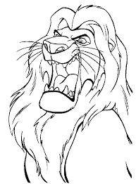 nala coloring pages the lion king coloring pages